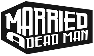 married a dead man logo